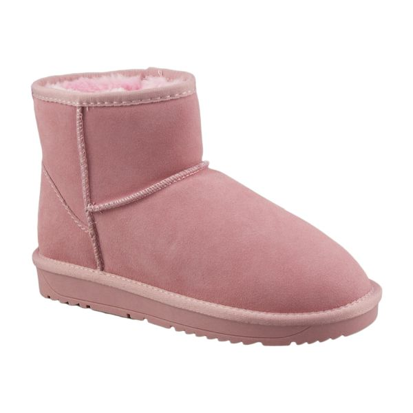 Boots Winter 5854 pink flach